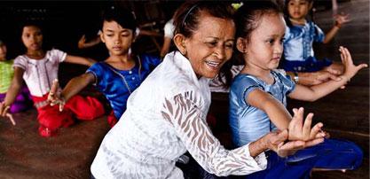 cambodia living arts
